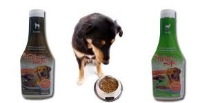 σως για τροφη σκύλων