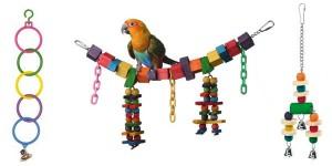 Παιχνίδια για παπαγάλους ferplast